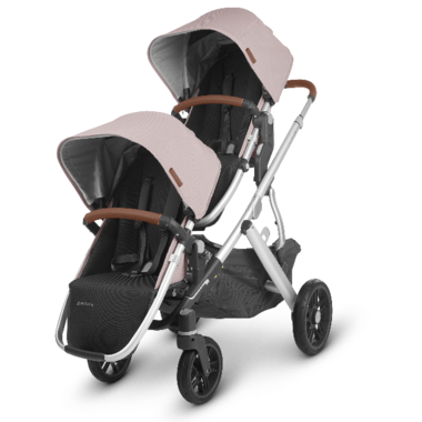 Buy UPPAbaby VISTA V2 Rumbleseat Alice Dusty Pink Silver ...