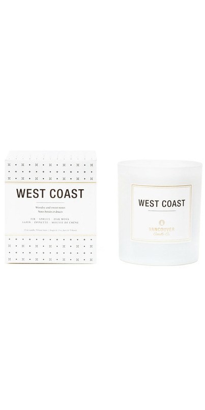 Vancouver Candle Co. West Coast Boxed Candle