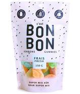 c'est BONBON Gummies Sour Super Mix