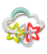 Skip Hop Silver Lining Cloud Starry Rattle & Teethe