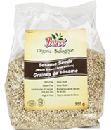 Inari Organic Whole Brown Sesame Seeds