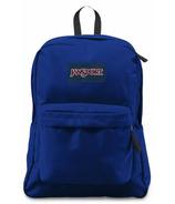Jansport Super Break Backpack Regal Blue