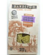 Bandito's All Natural Tortilla Chips Kale, Chia & Quinoa
