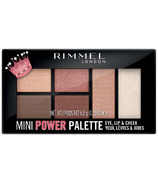 Rimmel London Mini Power Queen Palette