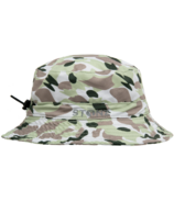 Stonz Bucket Hat Camo Green 9M-6Y