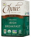 Choice Organic Teas Irish Breakfast Tea