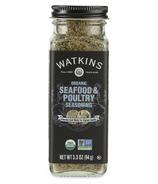 Watkins Organic Seafood & Poultry Seasoning Blend