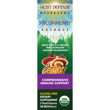 Host Defense MyCommunity Extract