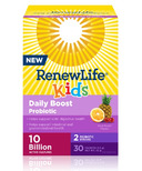 Renew Life Kids Daily Boost Probiotic 10B