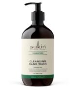 Sukin Signature Cleansing Hand Wash