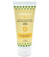 Substance Natural Sun Care Creme Baby SPF 30 Travel Size