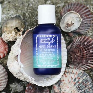 Captain Blankenship Mer-Mane Shampoo Travel Size