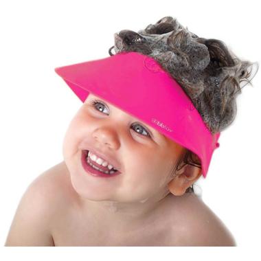 bbluv Kap Silicone Shampoo Repellent Cap Pink
