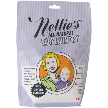 Nellie\'s All Natural Baby Laundry Detergent