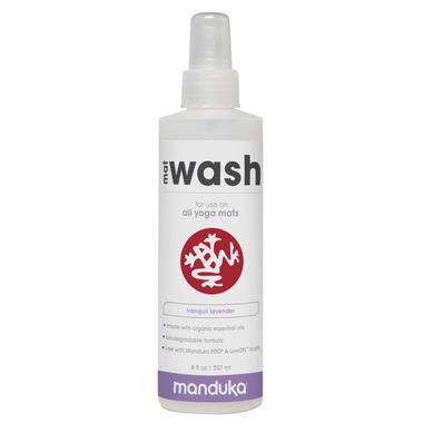 Manduka Mat Wash Spray Tranquil Lavender