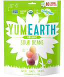 YumEarth Organic Sour Beans Spring Snack Packs