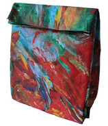 Funch Paint Splatter Lunch Bag
