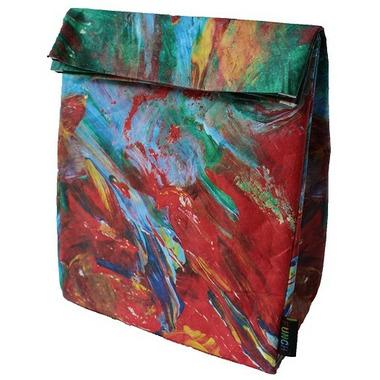 Funch Paint Splatter Lunch Bag