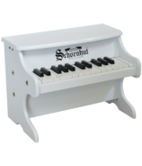 Schoenhut 25 Key My First Piano II White