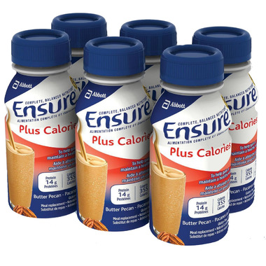 Ensure Plus Calories Shake Butter Pecan