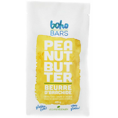 Boho Bars Peanut Butter Bar
