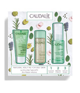 Caudalie Vinopure Natural Routine For Oily Skin Set