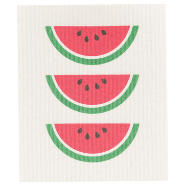 Now Design Watermelon Swedish Dishcloth