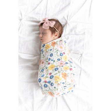 Copper Pearl Isabella Swaddle Blanket