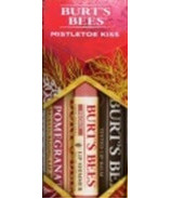 Burt's Bees Mistletoe Kiss Kit
