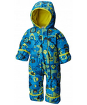 Columbia Snuggly Bunny Bunting Super Blue Critter