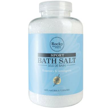 Rocky Mountain Soap Co. Sport Bath Salt