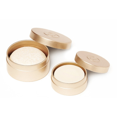 Unwrapped Life Travel Tins Matte Gold