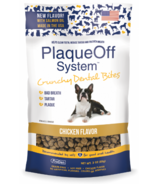 ProDen Plaque Off System Crunchy Dental Bites for Small Dogs Chicken