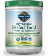Garden of Life Raw Organic Perfect Food Green Superfood Original