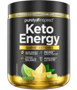 Purely Inspired Keto Energy Lemon Lime