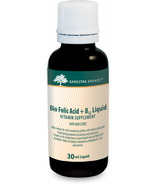Genestra Bio Folic Acid + B12 Liquid