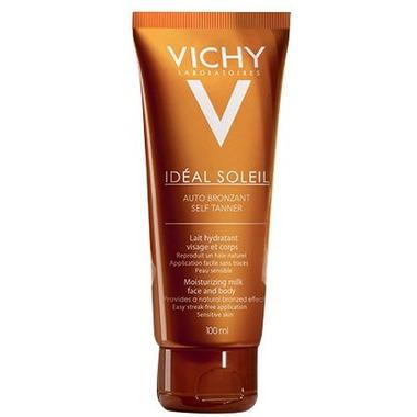 Vichy Ideal Soleil Self Tanner Face & Body