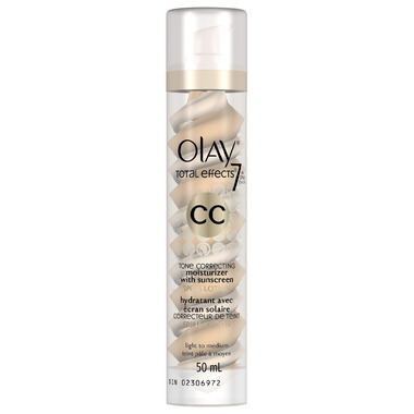 Olay Total Effects CC Cream Tone Correcting Moisturizer SPF 15