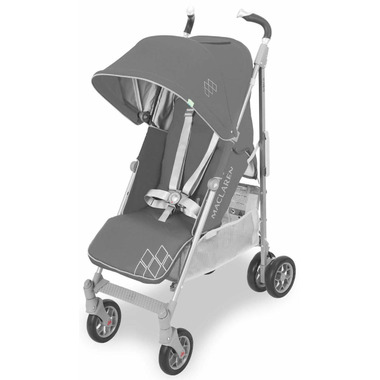 Maclaren Techno XT Charcoal and Silver