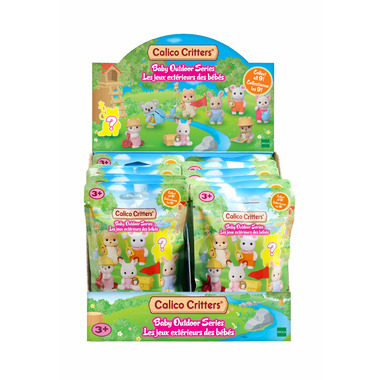 Buy Calico Critters Blind Bags Baby Outdoor Series from ...