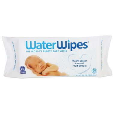 Water Wipes Baby Wipes by Well
