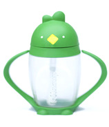 Lollaland Lollacup Straw Sippy Cup Good Green