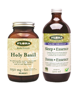 Flora Sleep and Stress Support Bundle