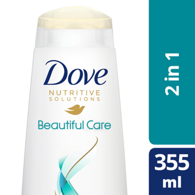 Dove Damage Solutions Beautiful Care Shampoo + Conditioner