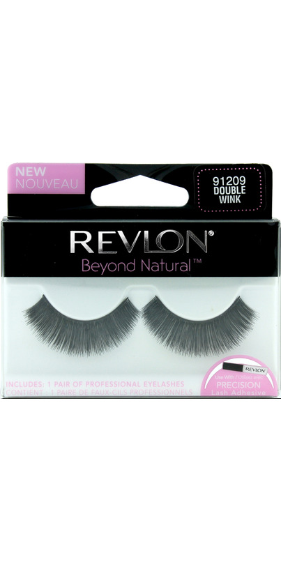 Buy Revlon Beyond Natural Eyelashes Double Wink Style At Well