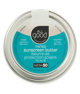 All Good SPF 50 Tinted Suncreen Butter