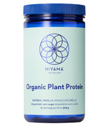 Niyama Yoga Wellness Organic Plant Protein
