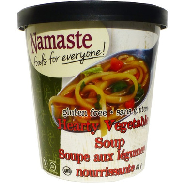 Namaste Foods Hearty Vegetable Soup