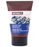 Upper Canada Soap Naturally Wild Blueberry Vanilla Whipped Hand Repair Balm