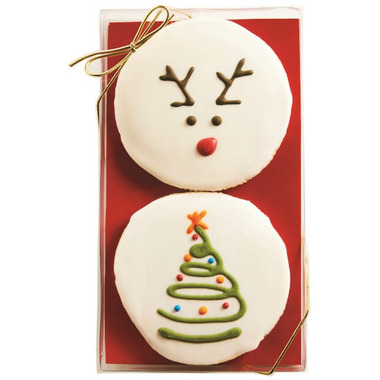 Dufflet Holiday Cookie Duo
